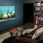 Der Samsung NW700 mit Sound+ wird auf der CES 2018 vorgestellt