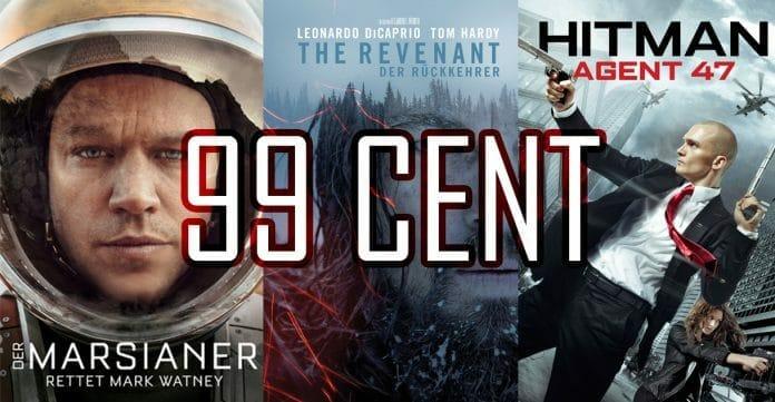 Filme für 99 Cent auf iTunes leihen, z.B.