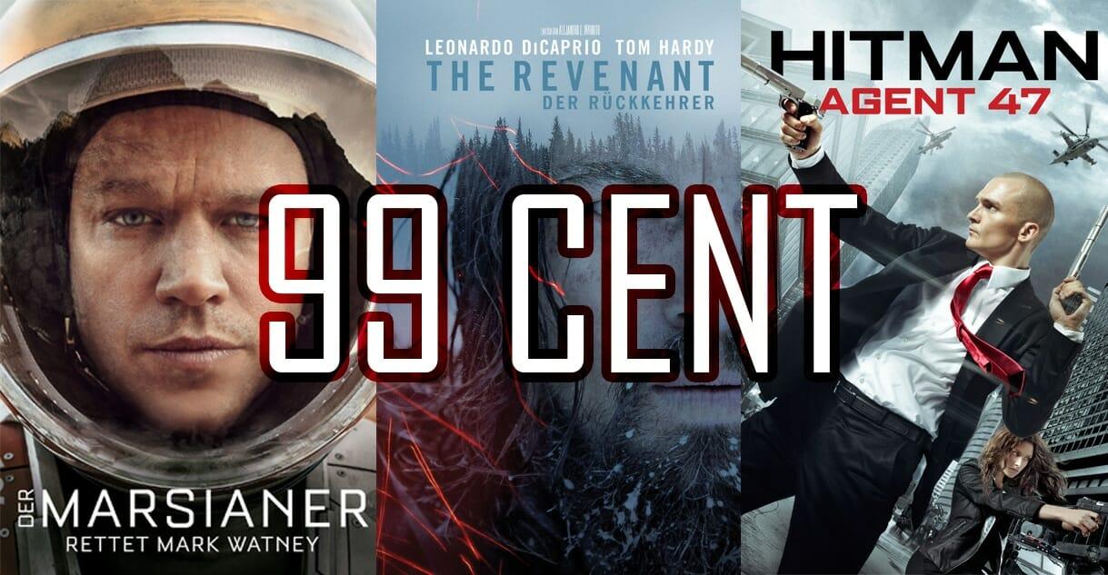 4K Filme auf iTunes für 99 Cent ausleihen! - 4K Filme