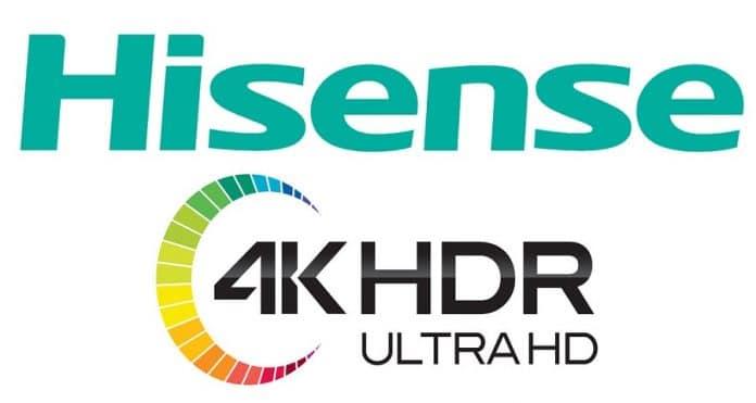 Hisense bekennt sich zu 4K HDR Ultra HD