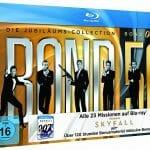 James Bond Collection Blu-ray Set