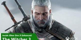 The Witcher 3 Xbox One X Enhanced