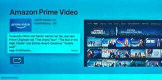 """Die """"Amazon Prime Video""""-App ist ab sofort auf dem Apple TV 4K (und 4. Generation) verfügbar"""