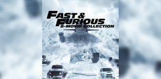 """Nur heute: """"Fast and Furious 8 Filme Collection"""" für nur 29,99 EUR auf iTunes"""