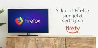Der Firefox und Silk Browser auf dem Amazon Fire TV ermöglichen auch die Wiedergabe von Youtube-Videos