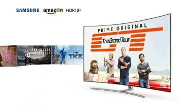 Amazon Prime Video und Samsung geben den Startschuss für HDR10+ in Deutschland