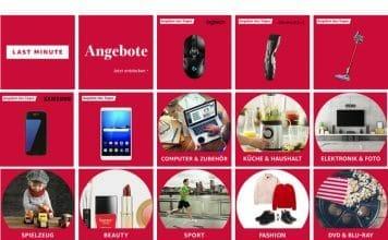 Last Minute Angebote auf Amazon.de (17 Tage bis Weihnachten!)