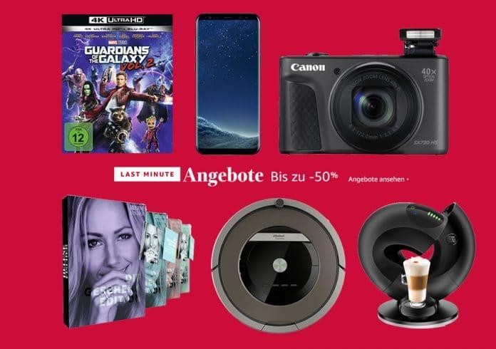 Last Minute Geschenke auf Amazon.de kaufen!