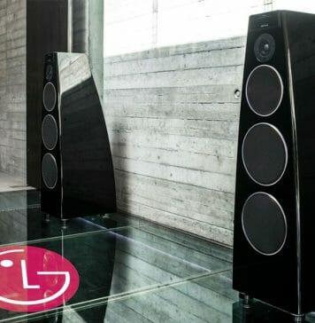 LG und Meridian Sound machen gemeinsame Sache