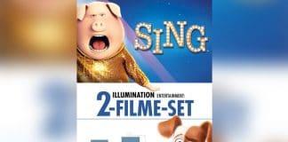 Sing & Pets im 2-Filme-Set nur heute für 9,99 EUR auf iTunes (mit 4K & Dolby Vision)