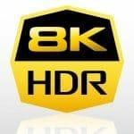 Sonys 8K HDR Logo - Erste 8K Fernseher zu CES 2018