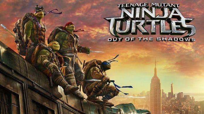TMNT: Out of the Shadows gibt es heute für günstige 4.99 EUR in bester 4K/Dolby Vision Qualität