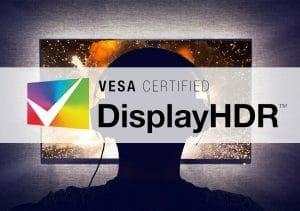 Das VESA DisplayHDR-Logo soll für mehr Kundentransparenz beim Monitor-Kauf sorgen!