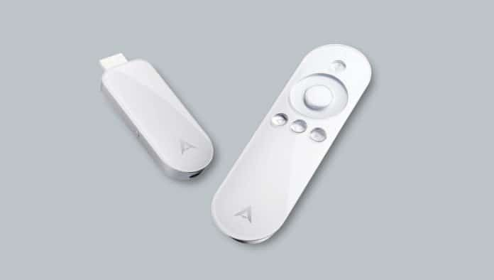 CCC Air Stick 4K mit Android TV