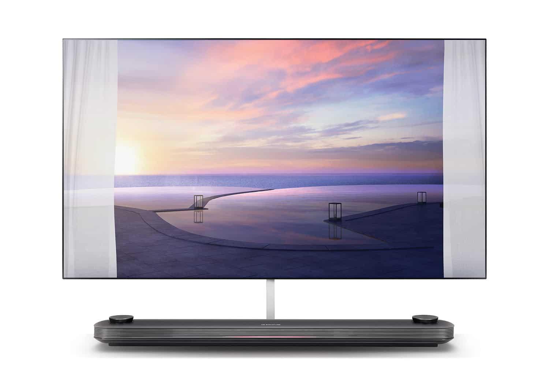 lg 2018 oled tv mit neuem a9 prozessor und hfr b8 c8 e8. Black Bedroom Furniture Sets. Home Design Ideas