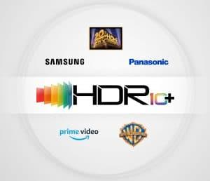 Bislang dürfen nur 5 Unternehmen das offizielle HDR10+ Logo nutzen. Weitere Partner sollen aber in kürze folgen