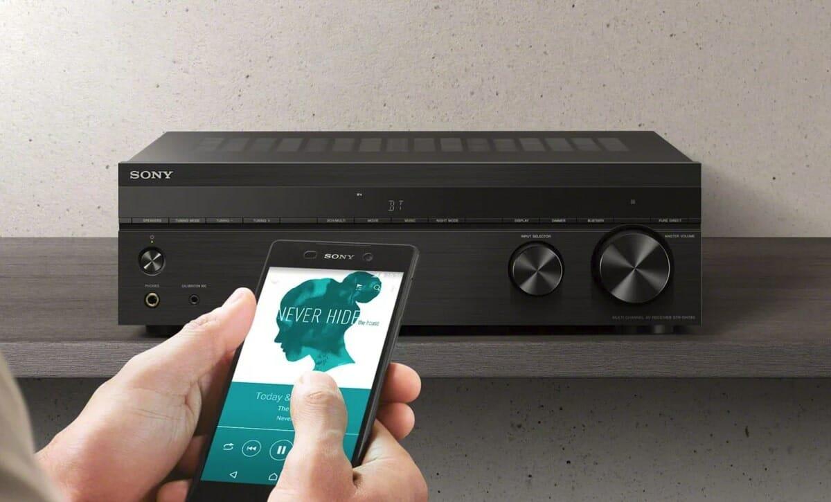 Sony STR-DH790: AVR als perfekter Begeleiter für neue UHD-Player ...
