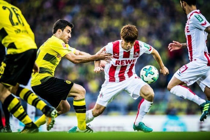 UHD1 by HD+ präsentiert am 2. Februar mit der Partie 1.FC Köln gegen Borussia Dortmund erstmals Bundesligaspiel