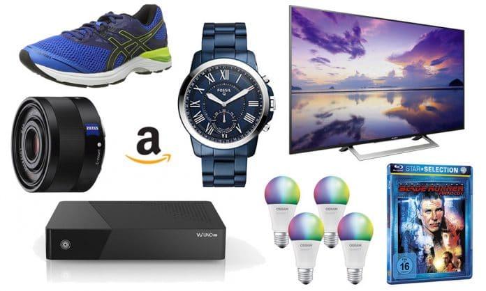 Amazon lockt zum Wochenbeginn mit unzähligen Tages- und Wochenangeboten!