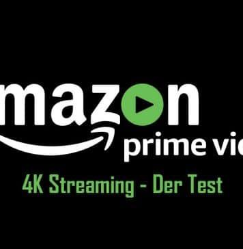 Seit über 3 Jahren ermöglicht Amazon Prime Video 4K Streaming. Zeit für eine Momentaufnahme / Test