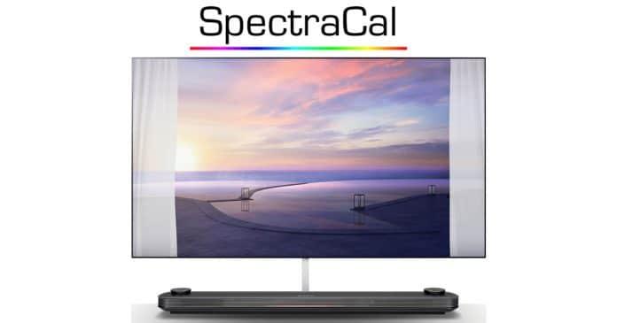 LG integriert die Bild-Autokalibrierung von Portrait Displays (SpectraCal) in seinem 2018 OLED & Super UHD TV Lineup