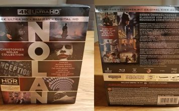 Wir haben alle Filme der Nolan 4K Blu-ray Collection getestet!