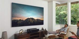 Hisense 2018 4K UHD Fernseher hören auf Amazon Alexa (Abbildung Laser TV 4K)
