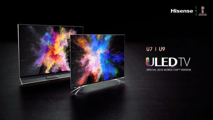 Hisense U7 und U9: Neue 4K-TVs