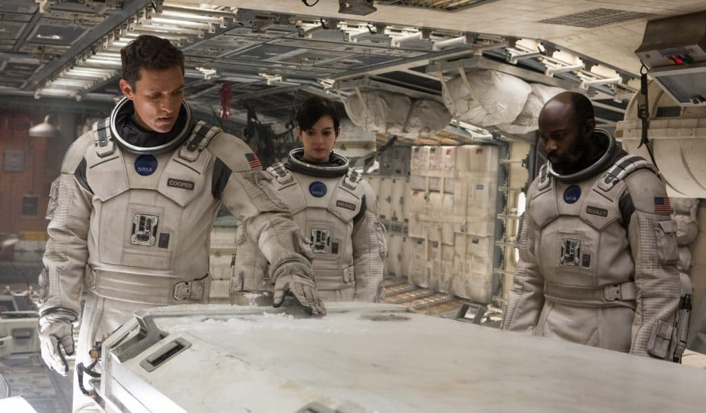 Interstellar gehört zu einen der visuell beeindruckendsten 4K Remaster in der Nolan Collection