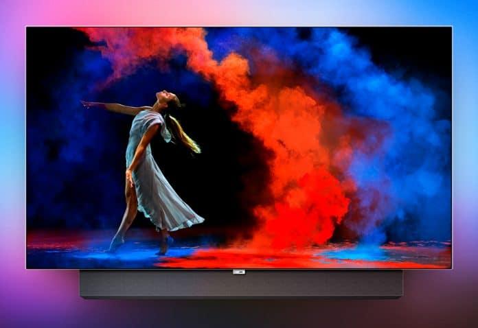 Philips 4K OLED Fernseher Lineup für 2018 vorgestellt