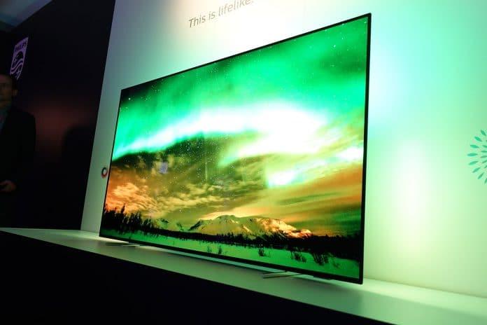 Philips erste 4K OLED & LCD TVs aus 2018 sind online vorbestellbar