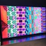 Bereits auf der CES im Januar 2018 präsentierte Samsung erste 8K Fernseher