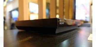 Der Sony UBP-X700 4K Blu-ray Player unterstützt Dolby Vision