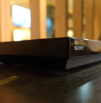 Der Sony UBP-X700 4K Blu-ray Player unterstützt Dolby Vision (nach einem Firmware-Update)