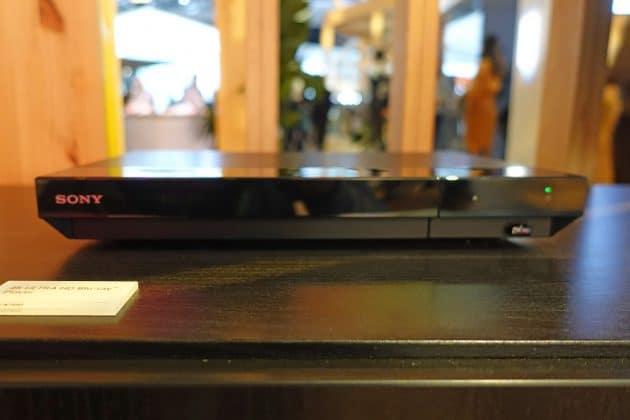 Der UBP-X700 wird bereits jetzt an Kunden ausgeliefert