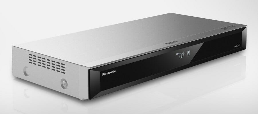 panasonic bringt ultra hd blu ray recorder dmr ubs70 und dmr ubc70 4k filme. Black Bedroom Furniture Sets. Home Design Ideas