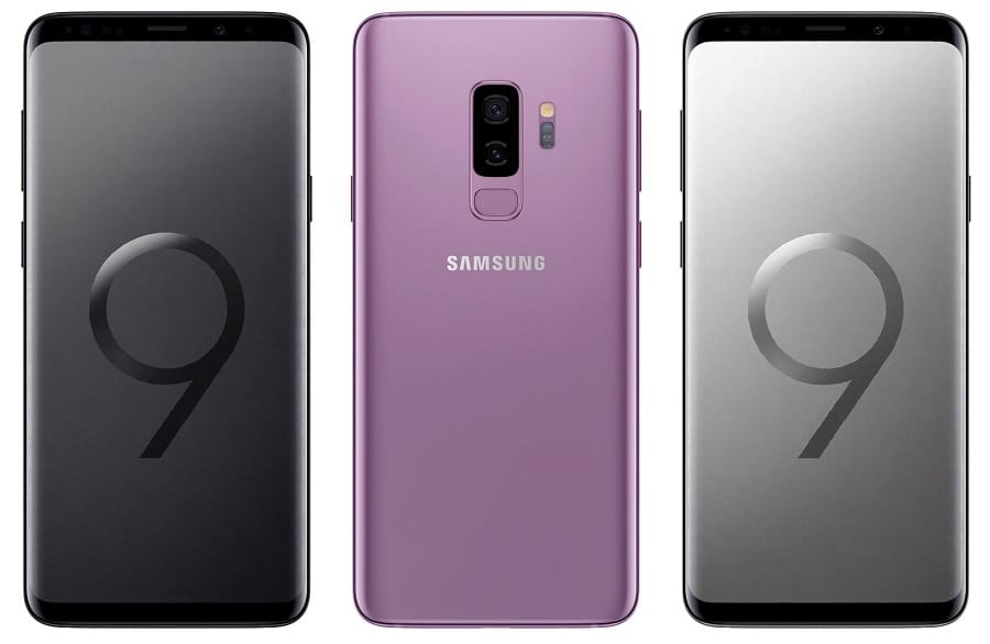 samsung galaxy s9 s9 im leak dual kamera 4k 60p. Black Bedroom Furniture Sets. Home Design Ideas