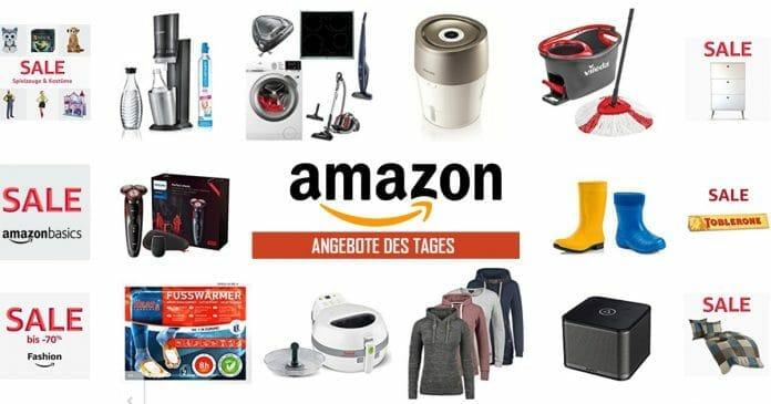 Amazon Tages-Angebote und letzte Chance die Wochen-Deals zu nutzen (Sonntag 11. Februar)