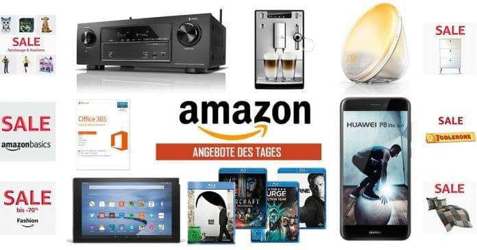 Tagesdeals & Wochenend-Angebote auf Amazon.de!