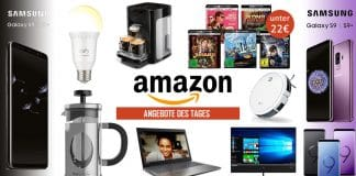 Amazon Angebote zum 26. Februar 2018