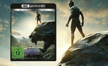 """Disney veröffentlicht den Marvel-Film """"Black Panther"""" auf 4K Blu-ray"""