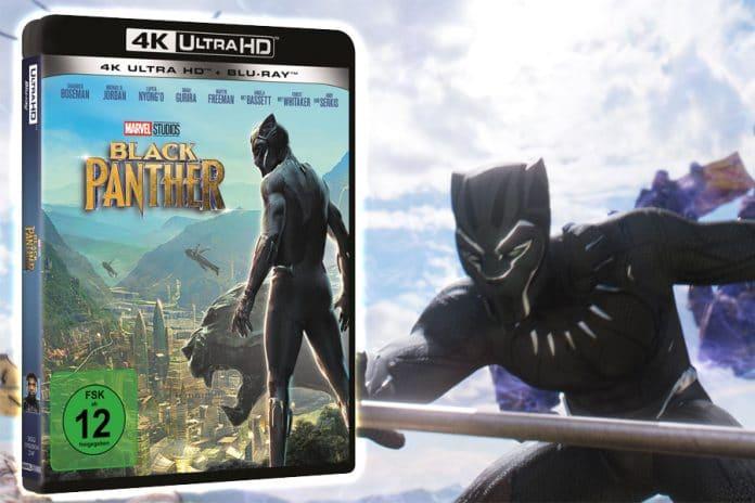 Black Panther auf 4K UHD Blu-ray erscheint am 19. Juli mit Dolby Vision HDR