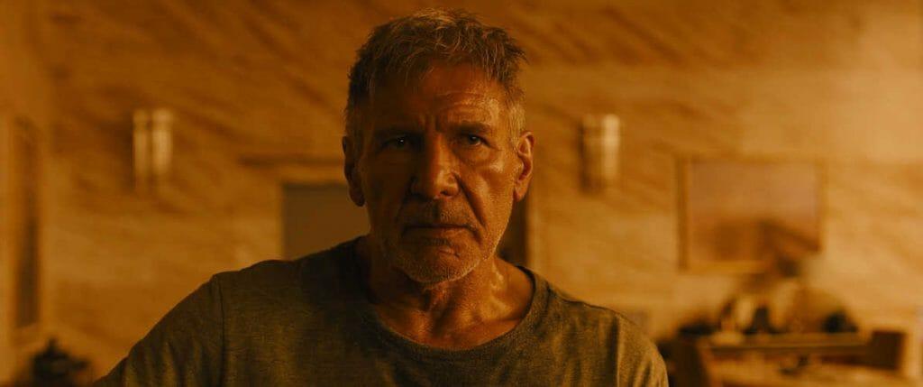 Auch der original Blade Runner Harrison Ford lies sich für die Fortsetzung begeistern