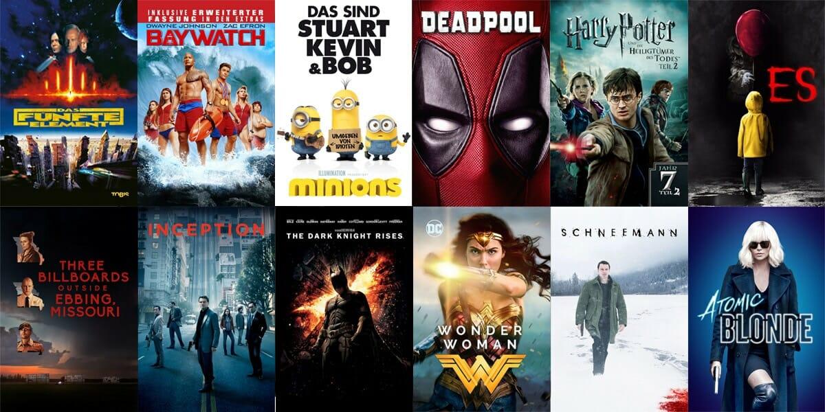 iTunes 4K-Filmbibliothek umfasst bereits 200 Titel - 4K Filme