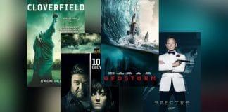 """""""Spectre"""", """"Cloverfield"""", """"Cloverfield Lane 10"""" und """"Geostorm"""" erweitern das 4K Angebot auf Apple iTunes"""