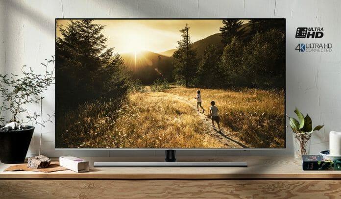 Samsung US stellt die NU8000 und NU7000 UHD Premium Modellreihen für 2018 vor