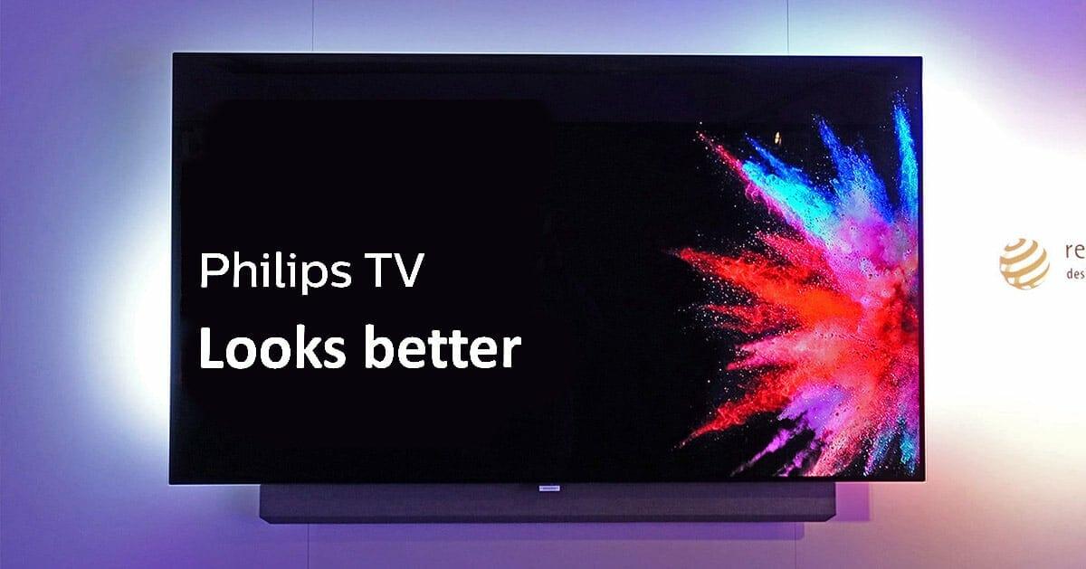 Alle Preise für Philips 2018 TV-Lineup (OLED & LCD) - 4K Filme