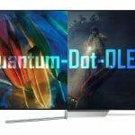 Ein Quantum-Dot-OLED-Display soll die Vorteile der beiden Bildschirm-Technologien vereinen