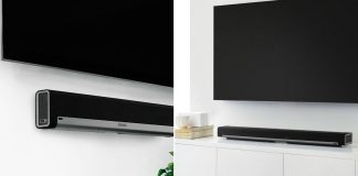 """Sonos plant angeblich eine neue """"Mini-Soundbar"""" mit HDMI 2.1 (Abbildung Sonos Playbar 2013)"""