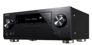 Der Pioneer VSX-933 ist ein guter Allround-AV-Receiver für 549,- EUR (UVP)